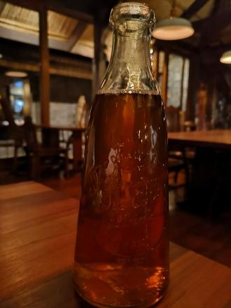 Houseblend apple peppermint iced tea